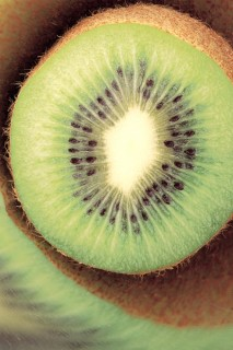 Fruits - Seedpods, Kiwi