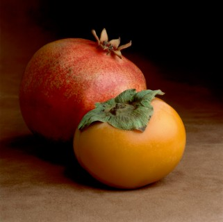 Persimmon-and-Pomegranate