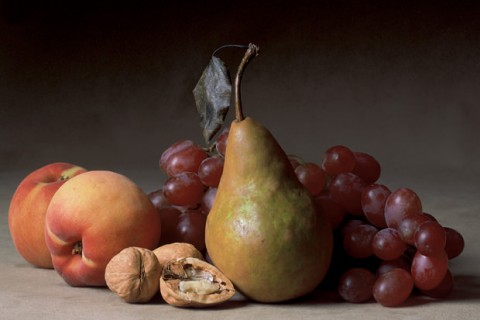 Still-LIfe-with-Fruit-and-Nuts